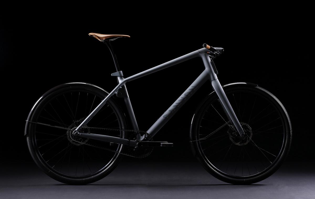 Das Canyon Urban Concept Bike © canyon