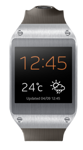 © Samsung Samsung Galaxy Gear Watch
