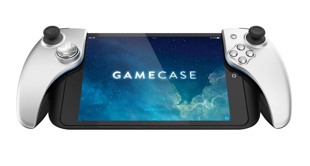 GameCase Gamecontroller für iPad (Bild: © 2013 ClamCase)
