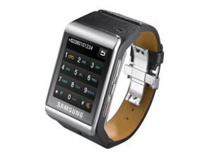 © Samsung Electronics Co. Ltd Samsungs Smartwatchversuch von 2010, die S9110