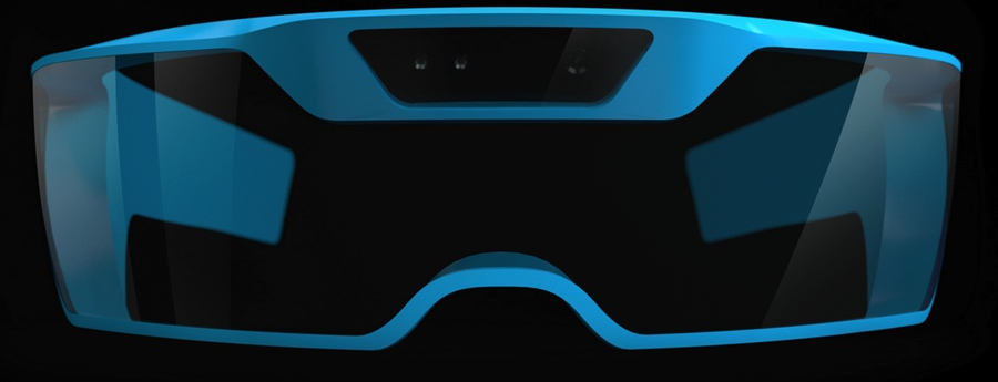 Spaceglasses VR-Brille von Meta, © meta