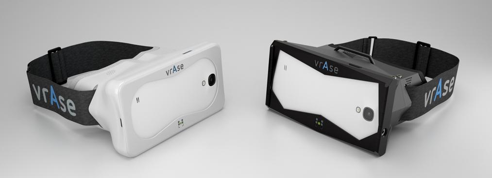 vrAse Smartphone-VR-Brille © vrAse