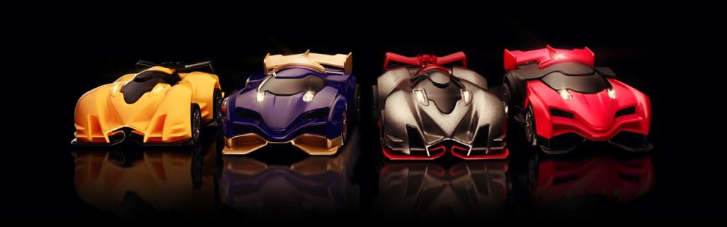 Die anki drive Cars (Bild: Anki)