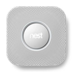 Nest Protect in weiß (Bild: © Nest Labs)