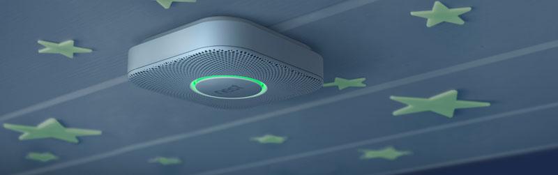 Nest Protect als Nachtlicht (Bild: © Nest Labs)