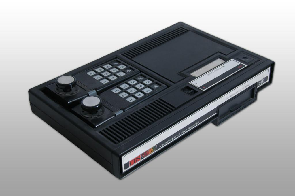 CBS ColecoVision aus dem Jahr 1982