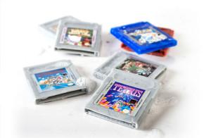 Auch Game Boy Module sind als Seife zu bekommen. Super Nintendo- Cartridges  als Seife - Gamer Soap (Bild:  © Firebox.com)