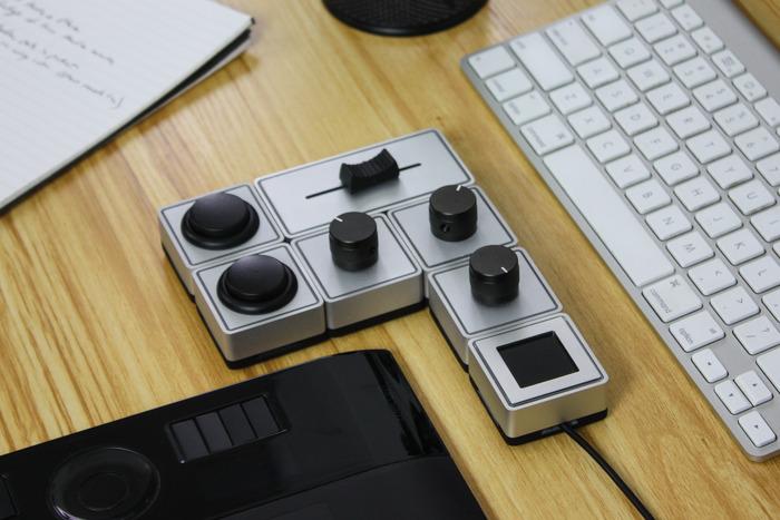 Modulares Bedienkonzept - Palette (Bild: kickstarter/ © Calvin Chu )