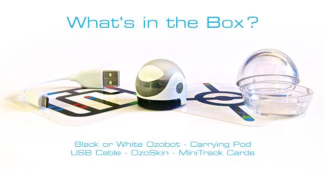 Ozobot - ein intelligenter Miniroboter (Bild: Kickstarter / © Ozobot)