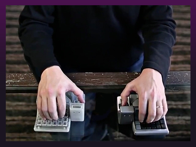 Das ultimative Maus-Tastatur-Computer-Dingsbums - Kings Assembly (Bild: kickstarter/© Solid Art Labs)