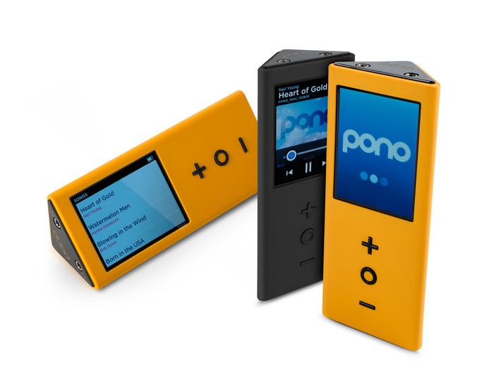 Hifi für die Handtasche - der Pono Music Player (Bild: Kickstarter/ © the PonoMusic Team)