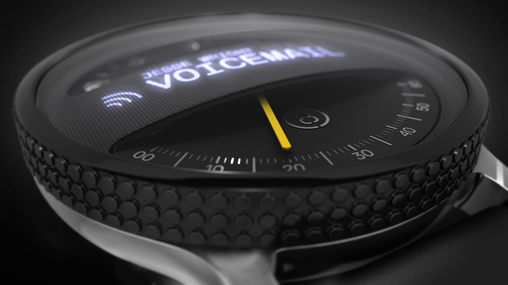 Smartwatch in schön - The Span Watch (Bild: ©Box Clever )