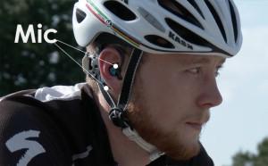 Durch eingebaute Mikrofone die Umgebungsgeräusche mitbekommen (Bild: kickstarter/©FreeWavz)