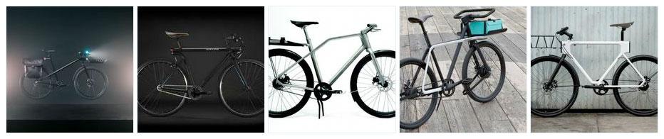 Fünf mal haben wollen (Bild: Oregon Manifest /The Bike Design Project)