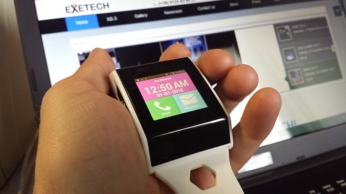 Smartwatch mit Solar-Antrieb? Schön wär's (Bild: kickstarter/ © Julie Pang)