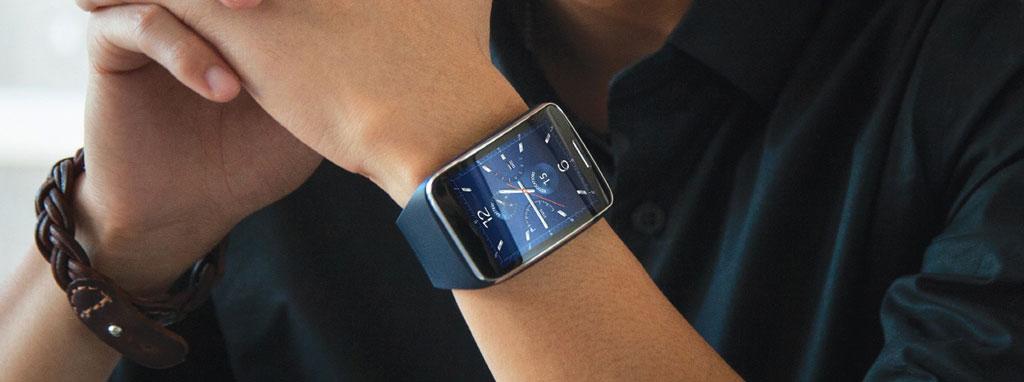 Samsung Gear S - Smartwatch mit GSM und Wifi (Bild: © Samsung)