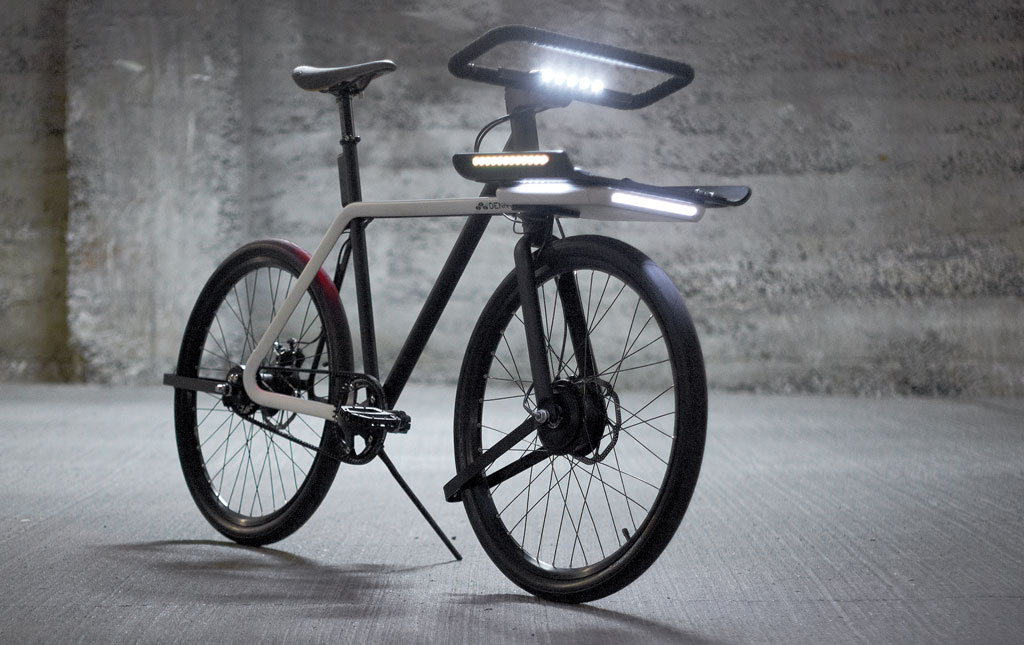 Mein Favorit - The Denny bike  (Bild: Oregon Manifest /The Bike Design Project/TEAGUE + Sizemore Bicycle)