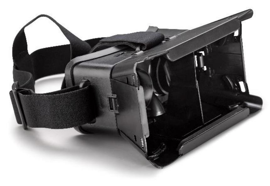 Noch ein VR-Brillen-Gestell für Smartphones - ARCHOS VR Glasses  (Bild: © ARCHOS)