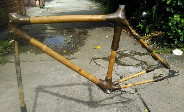 Tue Gutes und bekomme was Cooles dafür - Bamboo Bicycles (Bild: kickstarter/©The Parker couple )