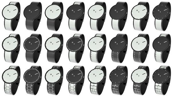 Viel Watch aber ohne Smart - die FES Watch (Bild: Makuake/© FES Watch)