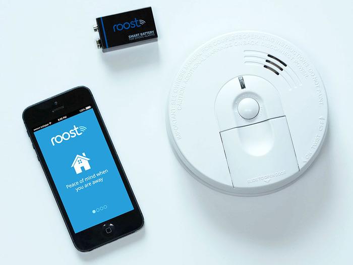 Batterie mit Wlan - The Roost Smart Battery (Bild: kickstarter/© the Roost Team)