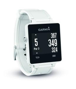 Garmins erste als Smartwatch psoitionierte Uhr, die VivoActive. Könnte was werden (Bild: © Garmin)