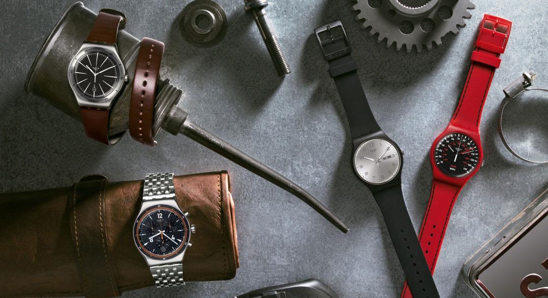 Die Chance auf eine schöne Smartwatch stehen gut - Swatch versteht sein Handwerk (Bild: © Swatch Ltd)