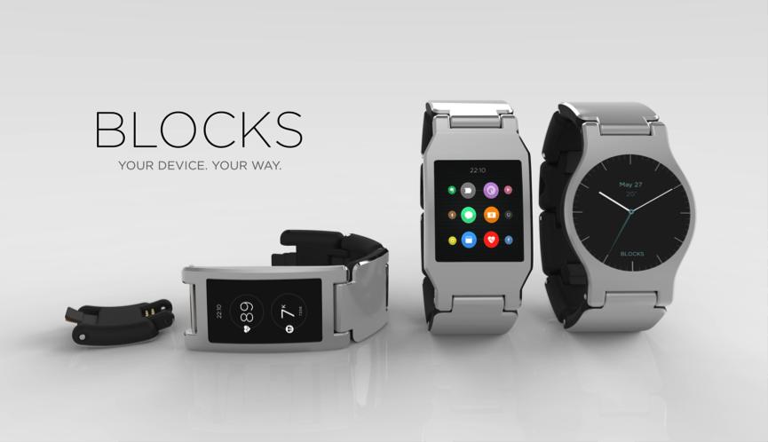 Wird so langsam - das aktuelle Design von Blocks weiß zu gefallen (Bild: © BLOCKS WEARABLES LTD. )