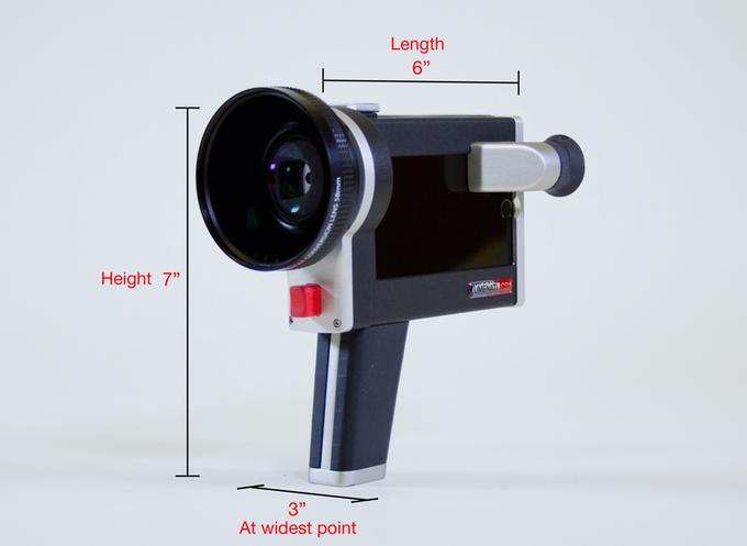 Stylisch geht die Welt zugrunde - Lumenati CS1 Cinematic Smartcase für iPhone 6 (Bild: kickstarter/© Scott McDonald)