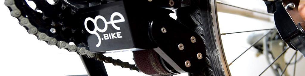 E-Motor zum Nachrüsten - go-e ONwheel (Bild: © go-e ONwheel)