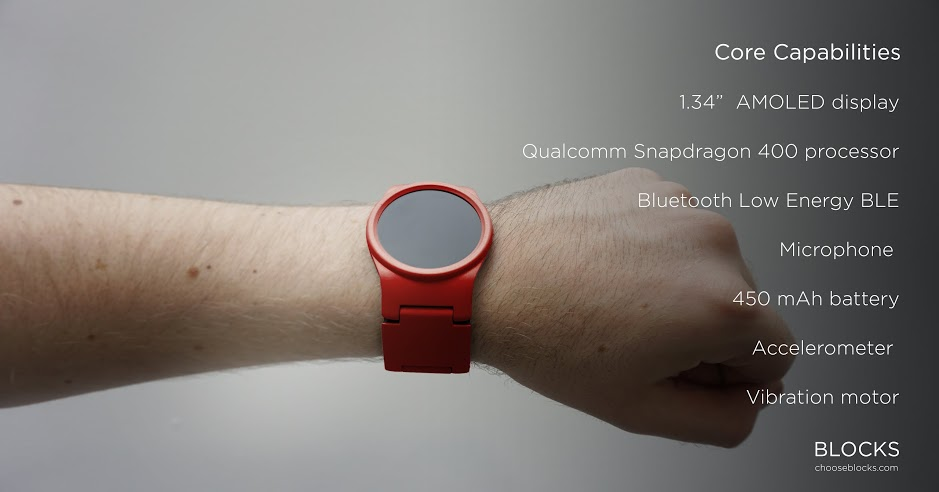 (Bild: © BLOCKS Wearables Ltd)