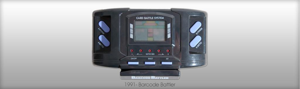 Epoch Barcode Battler von 1991 (Bild: © Oliver Thiele / miy.de)