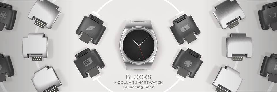 Ein Core Modul, viele Blöcke - Blocks Smartwatch (Bild: © BLOCKS Wearables Ltd)