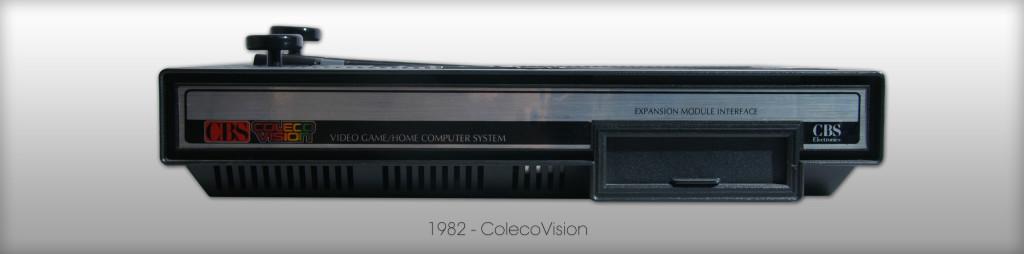Der kühnste Traum eines kleinen Jungen aus den 80ern... und ich hatte eine - CBS Colecovision von 1982 (Bild: © Oliver Thiele / miy.de)
