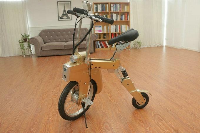 Das etwas andere E-Bike - SITGO (Bild: © sitgo.com)