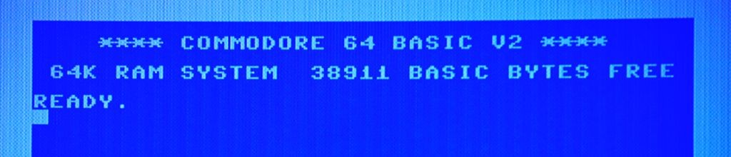 Heuet mach ich blau - den C64 reaktivieren (Bild: © O.Thiele)