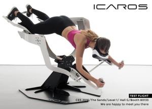 Ok, wir konzentrieren uns jetzt mal auf die Galaxy-VR (Bild: © ICAROS GmbH)