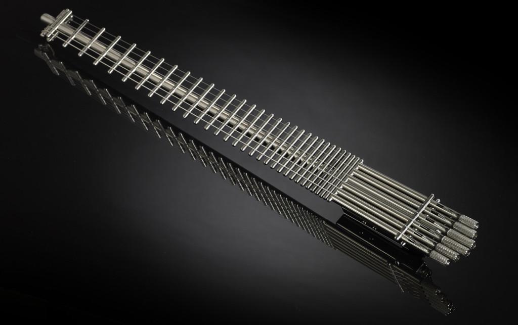 Weniger ist manchmal mehr - Gittler Guitar (Bild: © Gittler Instruments)