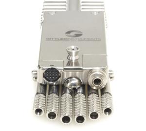 13-Pin Gitarren-Synthie-Ausgang inklusive (Bild: © Gittler Instruments)