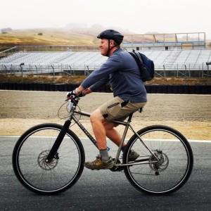 Für sich gesehen ein ganz normales Fahrrad (Bild: kickstarter/©dirtysixer.com)