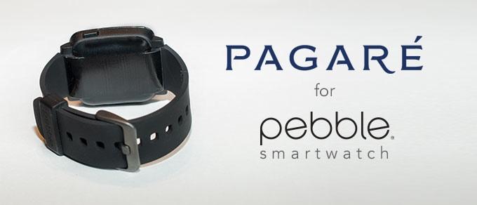 Zahlen bitte - mit dem Paragaré Smartstrap kein Problem, wenn es denn unterstützt wird. (Bild: kickstarter/ ©Fit Pay Inc.)