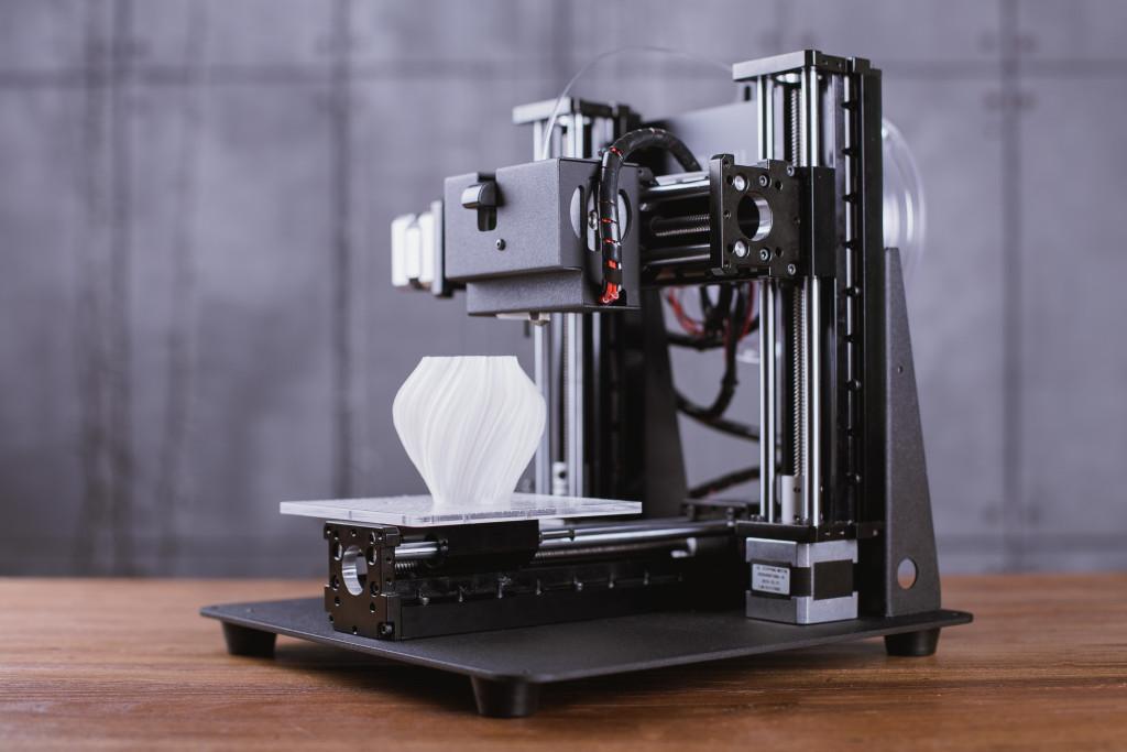 Sieht trotz des niedrigen Preises sehr wertig aus - Trinus 3D Drucker (Bild: © 2016 Kodama, Inc. )