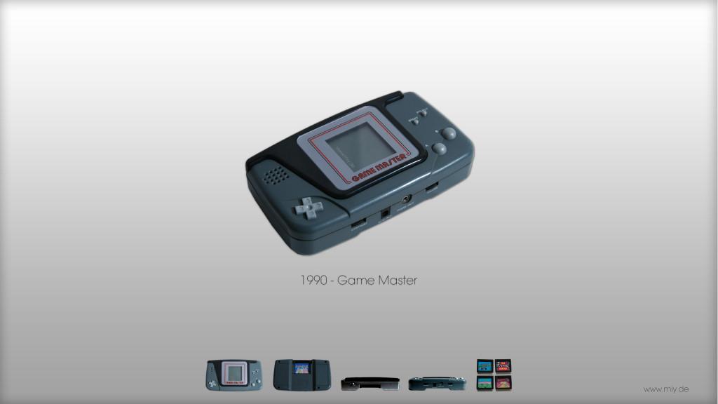 Game Master von 1990 (Bild: © Oliver Thiele / miy.de)