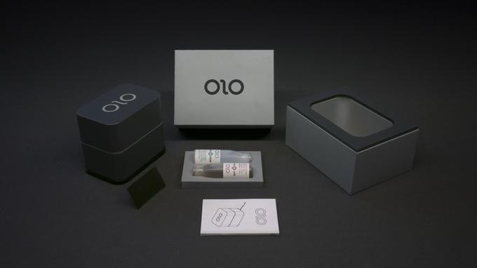 Druckt mit Licht - OLO 3D Smartphone-Drucker (Bild: kickstarter/© OLO 3D Inc.)