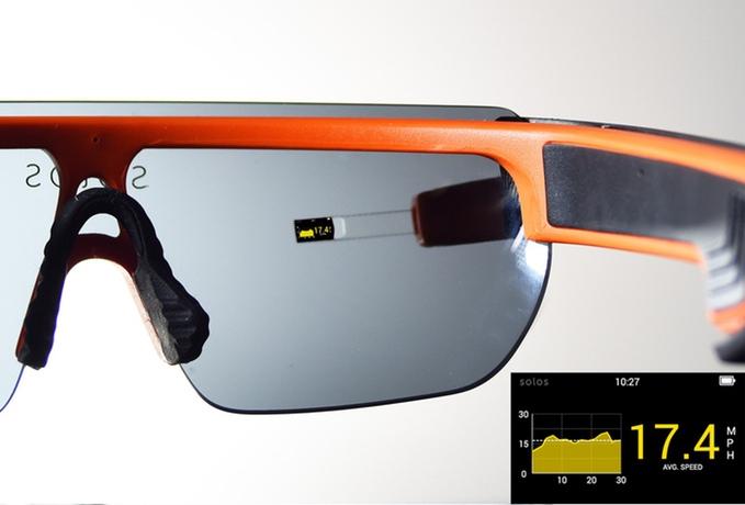 (Bild: kickstarter/© solos-wearables.com)