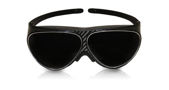 VR-Brille statt Sonnenbrille - die Dlodlo V1 (Bild: © Dlodlo.com)