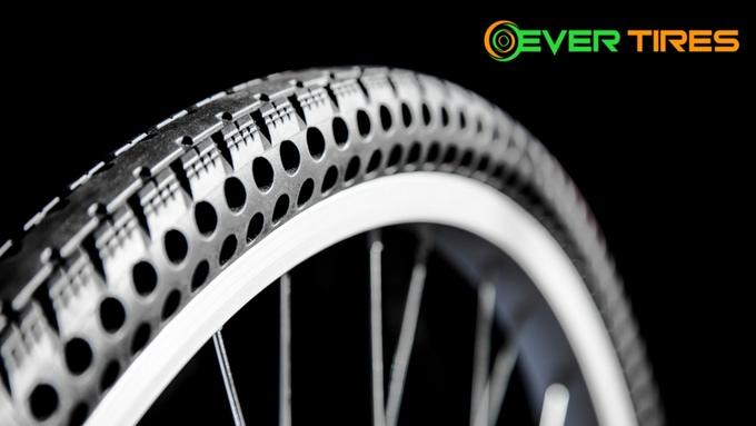 Reifen ohne Schlauch - Nexo Tires (Bild: kickstarter/© NexoNorthAmerica.com)