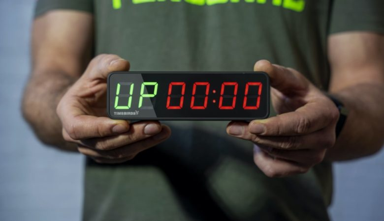 Timebirds-Portable-Workout-Timer