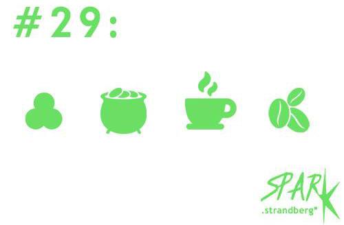 Strandberg Spark Topic 29 Coffee