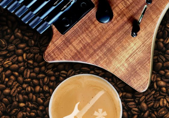 Strandberg and coffee.. what could be better?